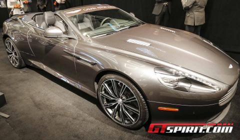 Los Angeles Aston Martin DB GTspirit - Aston martin los angeles