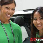 Los Angeles Auto Show 2012 Girls Part 1