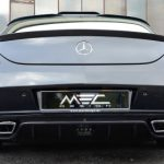 MEC Design Black Series Styling for Mercedes-Benz SLS AMG