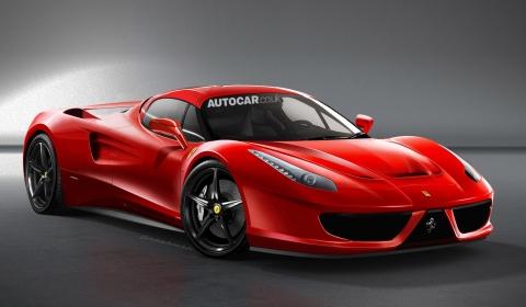 New Details Ferrari F150 aka Enzo Successor