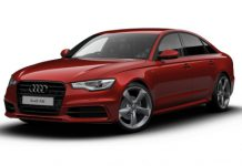 Official Audi A6 Black Edition