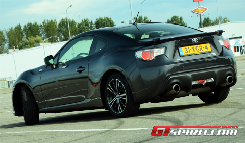 Road Test Toyota GT86 03