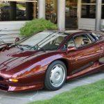 1993 Jaguar XJ220 by Canepa