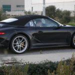 Spyshots 2013 Porsche 991 Targa Testing Without Camouflage