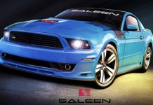 700hp Saleen 351 Mustang