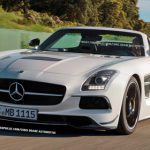 Mercedes-Benz SLS AMG Roadster Black Series