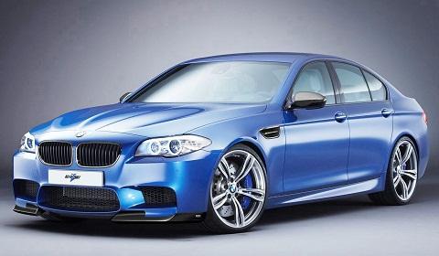 BMW M5 F10M RZ by RevoZport