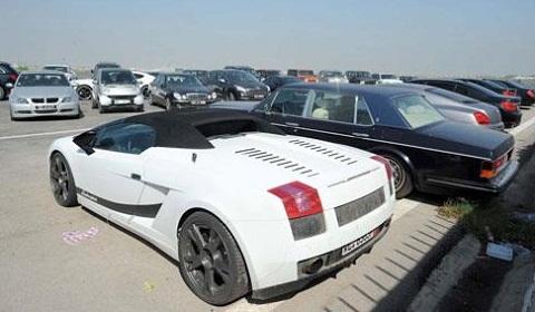 Ben Ali Lamborghini