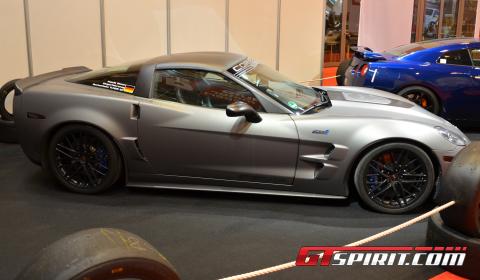 Essen 2012 Chevrolet Corvette ZR1 by Geiger Cars