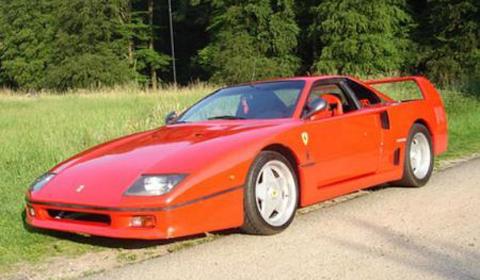 For Sale: Pontiac-Based Ferrari F40 Replica - GTspirit