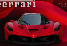 Render: Ferrari F150 by Evren Milano