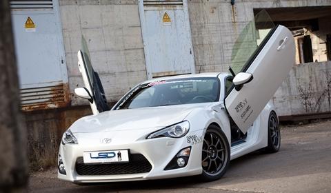LSD-Doors Available for Toyota GT86 & LSD-Doors Available for Toyota GT86 - GTspirit