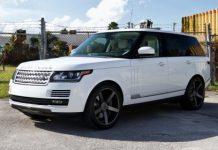 Land Rover Range Rover with VVSCV3 Vossen Wheels