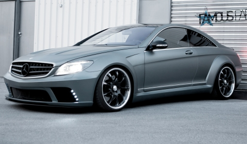 Official MercedesBenz CL 63 AMG by Famous Parts  GTspirit