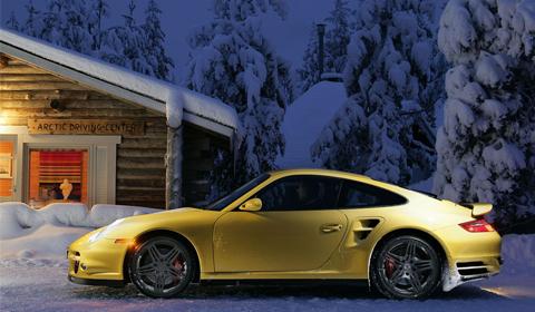 Porsche 911 Lodge