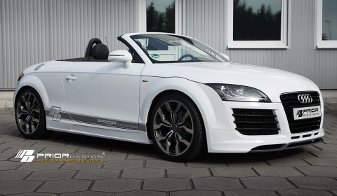 prior design tt 8j body kit offers audi r8 styled looks gtspirit. Black Bedroom Furniture Sets. Home Design Ideas