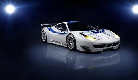 RAM Racing Ferrari 458 Italia GTE