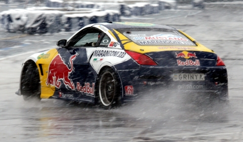 Red Bull Speed Day at Bologna Motor Show 2012