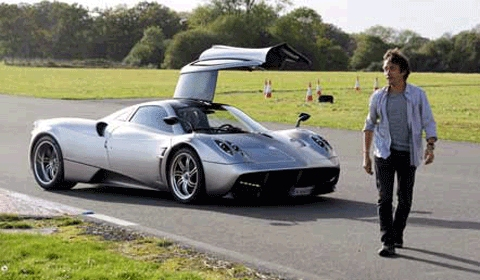 Richard Hammond's 2012 Car of the Year