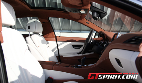 Road Test 2012 BMW 650i xDrive Gran Coupe 02