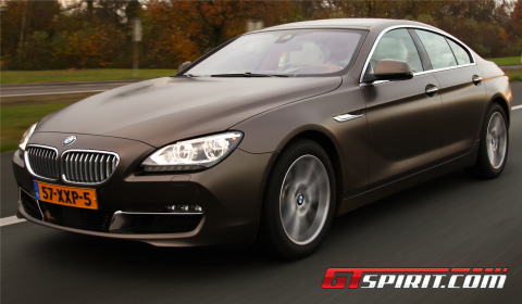 Road Test 2012 Bmw 650i Xdrive Gran Coupe Gtspirit