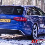 Road Test 2013 Audi RS4 Avant 01