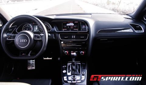 Road Test 2013 Audi RS4 Avant 02