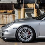 Porsche 997S on ADV.1 wheels