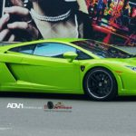 Verde Ithaca Lamborghini Gallardo LP560-4 on ADV5.2TS Wheels