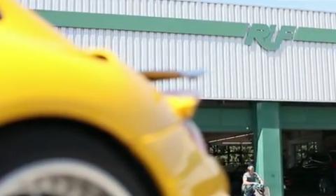 Video Jethro Bovingdon Drives RUF Yellowbird and CTR 3