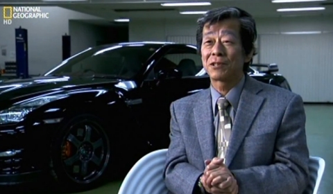 Video National Geographic Megafactories Episode About Nissan GT-R