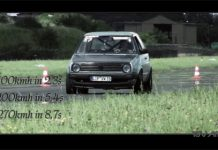 World's Fastest VW Golf