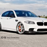 2013 BMW F10 M3 on HRE Wheels by Velos Designwerks