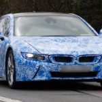 Spyshots: New BMW i8 Supercar Pictures