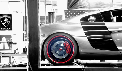 Video: Audi R8 V8 With Fabspeed Supersport Exhaust System