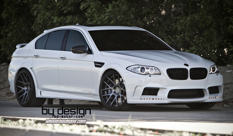 BMW F10 M5 by Hamann, ADV.1 wheels and Wheels Boutique