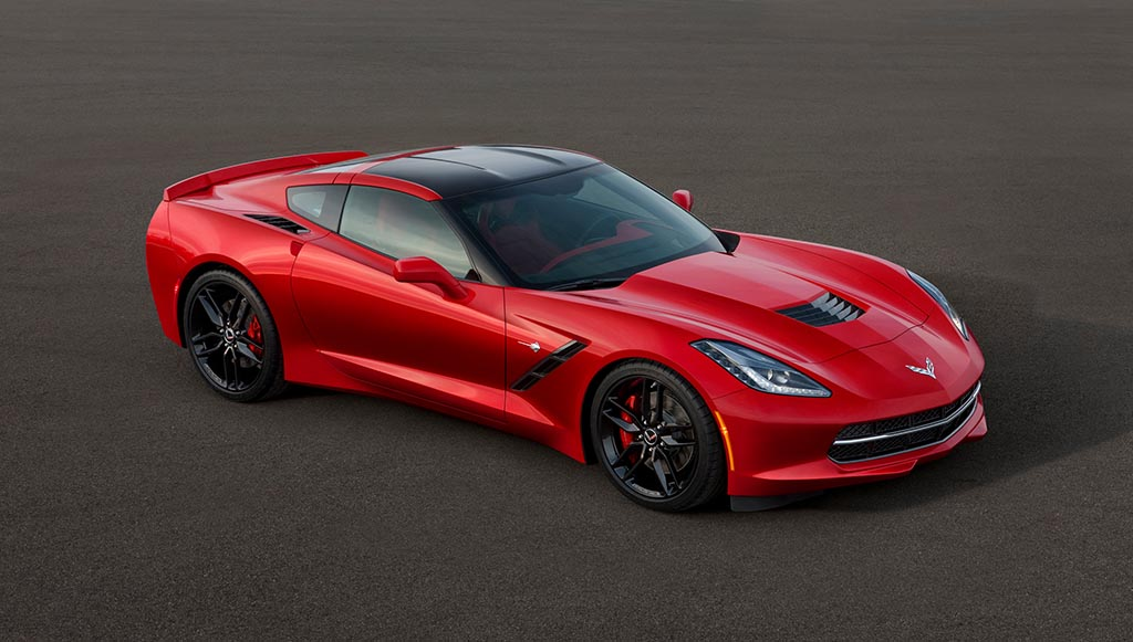 Official: 2014 Chevrolet Corvette Stingray