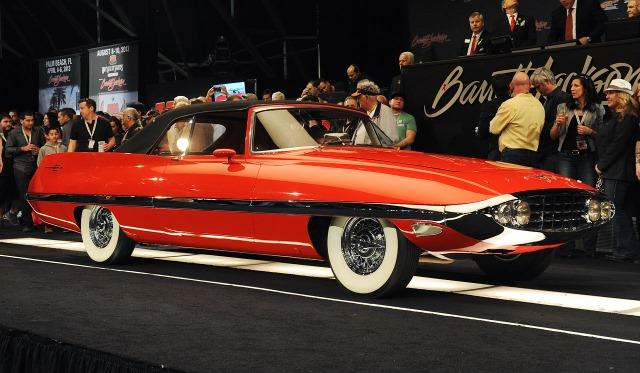 1956 Chrysler Diablo Concept