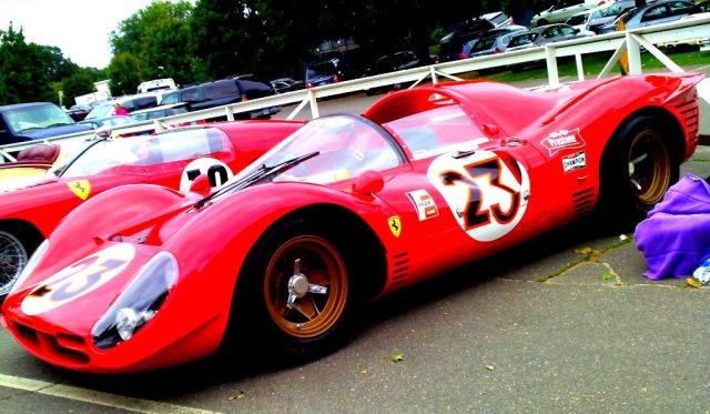 1966 Ferrari P3/4