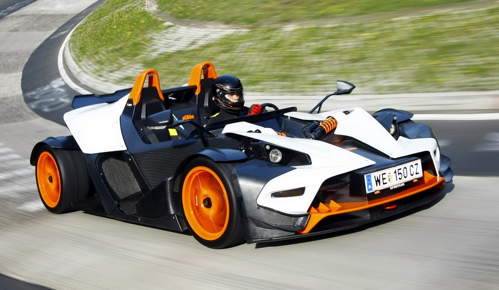 New KTM X-Bow GT Heading to 2013 Geneva Motor Show