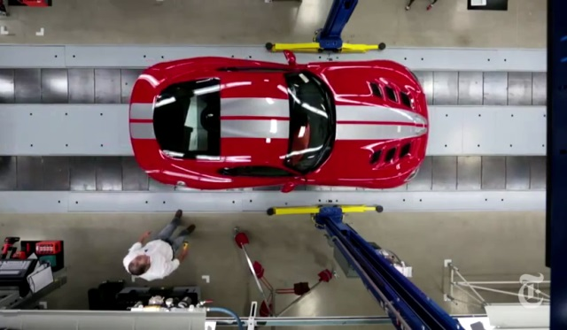 2013 SRT Viper Rolls Finally Off Production Line