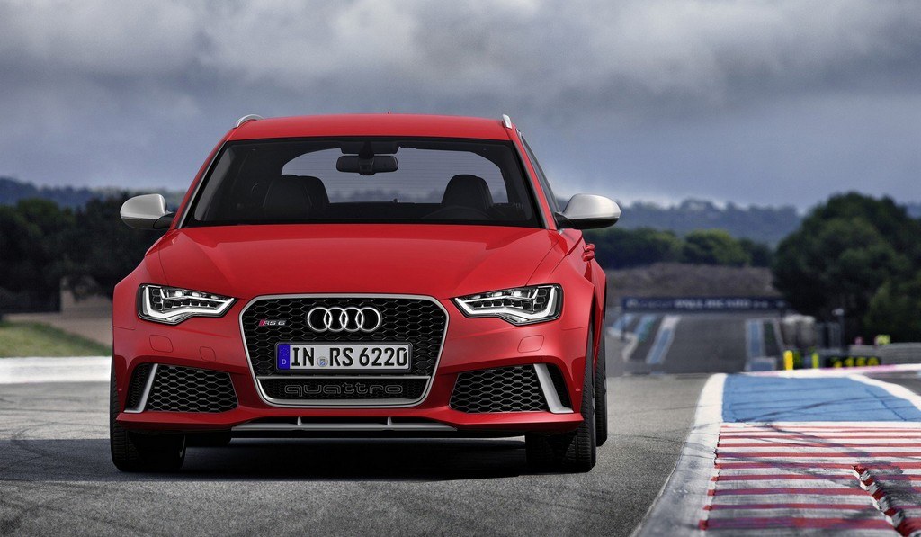 Report: Audi Said to be Developing RS6 Plus