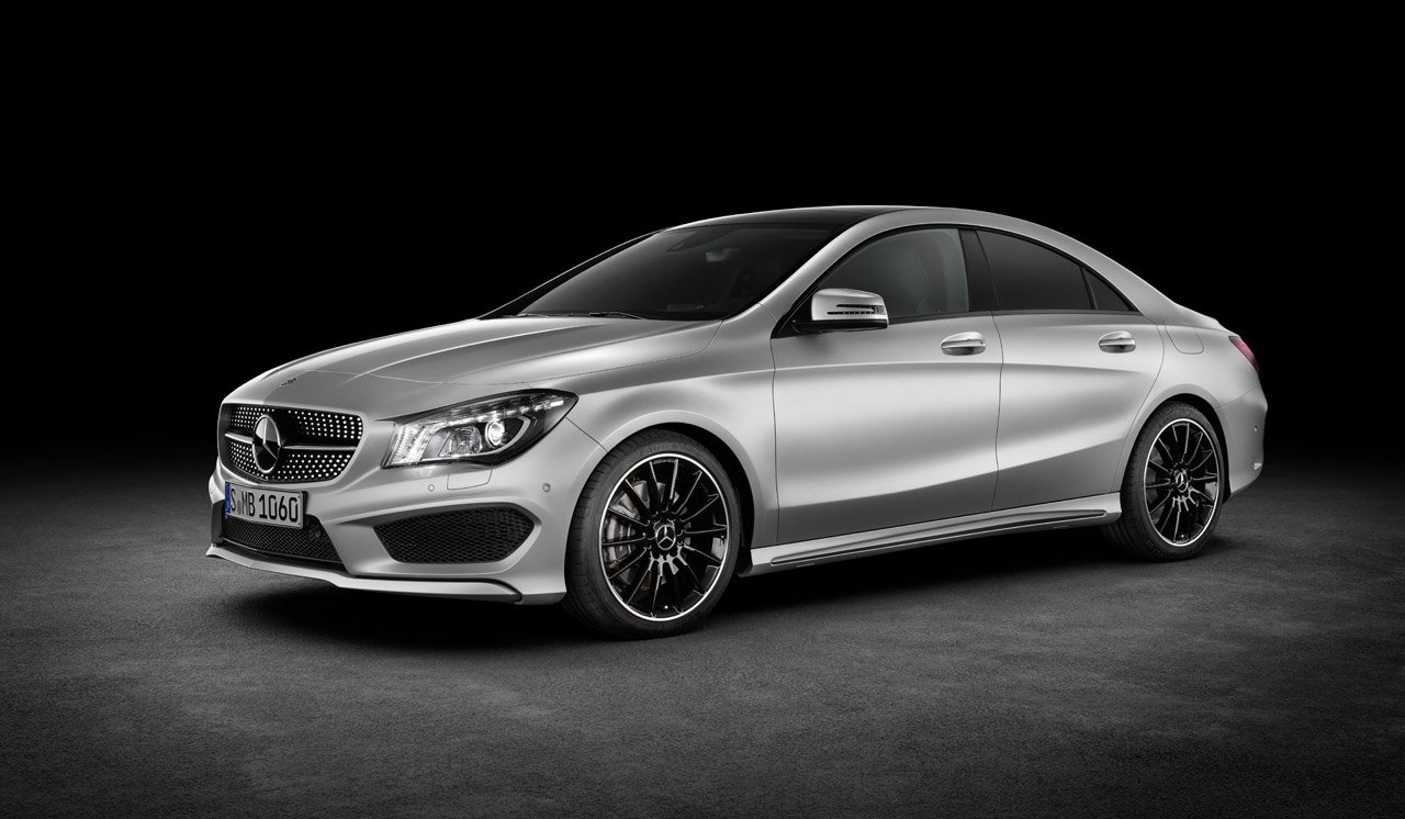 official 2014 mercedes benz cla 250 gtspirit