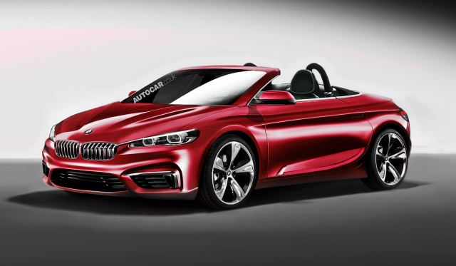 BMW Z2 Roadster Set for 2015 - GTspirit