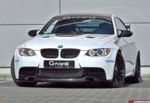 Official: BMW M3 RS by G-Power
