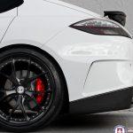 Porsche Panamera by Vorsteiner on HRE S101 Wheels