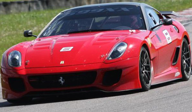 For Sale: $1.6 Million Ferrari 599XX in Manchester, United Kingdom