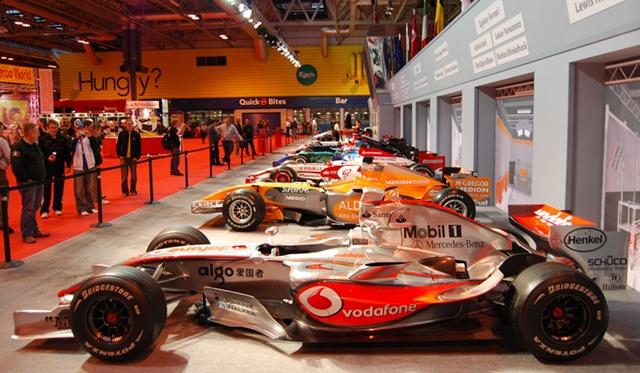 Autosport International 2013 Gtspirit
