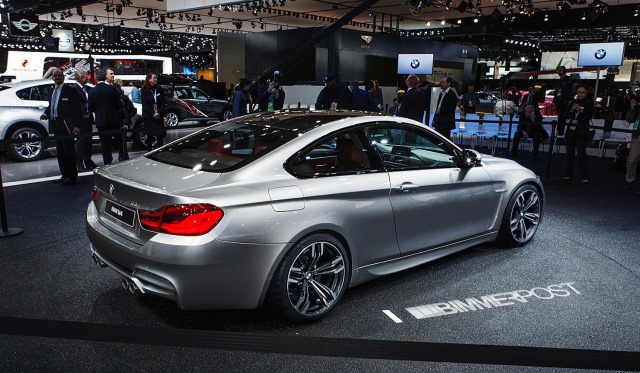 BMW M4 Coupe Render