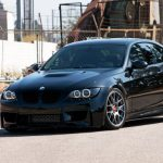 Black Sapphire Wide Body BMW 335i by Neema